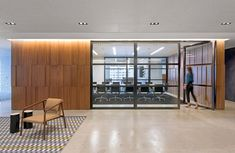 American design firm Studio O+A has created an office in San Francisco