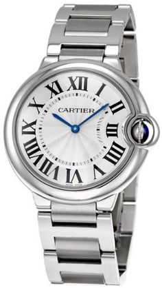 Price:       (adsbygoogle = window.adsbygoogle || []).push();  The sophisticated Cartier Midsize Ballon Bleu Stainless Steel Watch is designed with strong stainless steel components and superior Swiss construction to create an accessory suitable for semi-formal social engagements. The...