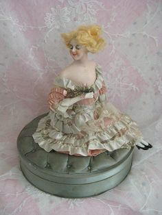 Fabulous Galluba Fashion Doll Candy Box