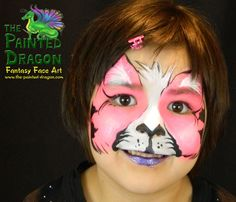 Photo Gallery - The Painted Dragon -- Face painting for the Quad Cities and surronding areas. Dragon Face Painting, Quad Cities, Animal Faces, Photo Galleries, Halloween Face Makeup, Gallery, Art, Art Background, Roof Rack