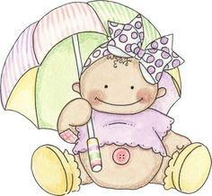 Desenhos Para Pinturas e Decoupage: Bebes