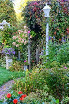 Beautiful backyard landscaping ideas by Aiken House & Gardens
