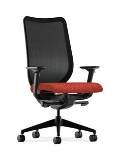 Nucleus Mesh Task Chair with Arms