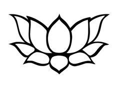 Lotus Flower Metal signo loto flor por CandGMetalArt en Etsy