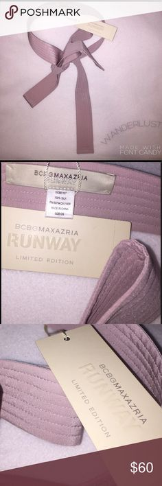 BCBG ѕaѕн вelт 100% silk BCBG ѕaѕн вelт 100% silk. LILAC color. Purchased at bcbg store. Limited edition (as pictured). Happily accepting offers 😘🖤🖤 BCBG Accessories Belts