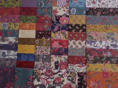 Reproduction Chintz  ASSORTED BUNDLE  25 x 9 inch by Motifsbyhand, $32.00