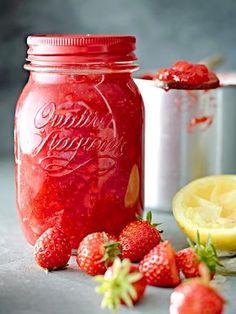 Erdbeer-Aperol-Konfitüre