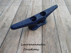 """4"""" Boat Cleat - Nautical Nursery Decor - Drawer Pull - Cabinet Knob -  Beach Kitchen Decor - Cabinet Hardware - Cabinet Drawer Pull by LaurenAnnaLei on Etsy https://www.etsy.com/listing/153643469/4-boat-cleat-nautical-nursery-decor"""