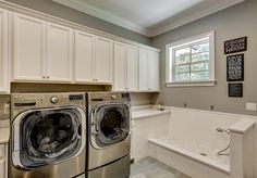 Lighten the Load: Tips for a Fun, and Functional Laundry Room — Opal Design Group