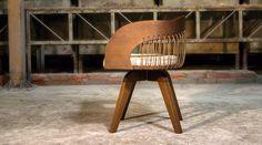 Cadeira Donaire, de Marta Manente para a Tumar Móveis. Peça será exposta em Milão