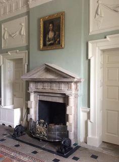 Florence Court, Enniskillen, Co. Fermanagh, Northern Ireland. Main block built between 1730-1764. Source: Mark Purcell, National Trust.
