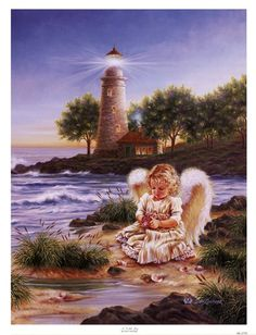 A Little Joy Cross Paintings, Angel Paintings, Angel Prints, Angel Babies,  Joy c7aacc907c0