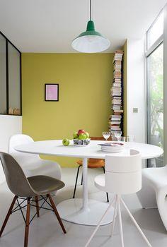 The happy home of the designer Caroline Gomez | 79 Ideas