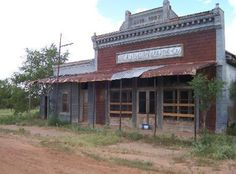 Valentine Texas Historic Commercial Building Property For Sale, I want this to be my home!!!