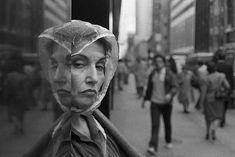 Richard Sandler's 1970s street photography conveys the intricacies of city life