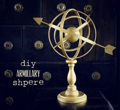 SaltTree: Make an Armillary Sphere.