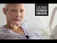 "Dentaltown - CDC: Tips from Former Smokers. This TV ad, from CDC's ""Tips From Former Smokers"" campaign, features three people who have stomas as a result of their smoking. They provide tips on how to live with this condition. https://youtu.be/GEWky9PEroU"
