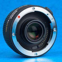 Sigma 1.4x Teleconverter EX DG APO for Canon EOS EF Lenses Mint Boxed