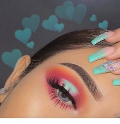 Make-up Collection Beauty Collection Make-up Storage Pallet Storage Make-up . Make-up Collection Beauty Collection Make-up La Cute Makeup Looks, Makeup Eye Looks, Eye Makeup Art, Gorgeous Makeup, Pretty Makeup, Skin Makeup, Eyeshadow Makeup, Makeup Inspo, Makeup Ideas