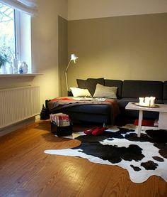 cosy winter living room