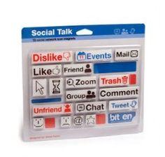 Kit Imãs, Social Talk