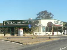 Meadows Take Away and Diner South Australia