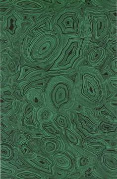 Malachite wallpaper from Cole & Son.