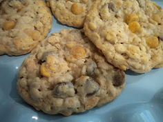 Couponing & Cooking: Butterscotch Oatmeal Chocolate Chip Cookies