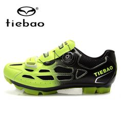 Free Shipping! Hot Tiebao Unisex Outdoor Sport MTB Cycling Shoes Mountain Bike Road Bike Racing Self-Locking Athletic Shoes