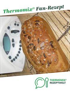 Dinkelbrot ruck- zuck ohne gehen von vollekatti. Ein Thermomix ® Rezept aus der Kategorie Brot & Brötchen auf www.rezeptwelt.de, der Thermomix ® Community.