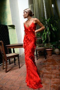 Cecelia Dress - Red maxi dress with frill detail – Rat & Boa USA Event Dresses, Prom Dresses, Summer Dresses, Red Maxi Dresses, Short Dresses, Wedding Dresses, Pretty Dresses, Beautiful Dresses, Look Fashion