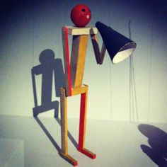 IndustryPublicity_Puppet by Paul Klee