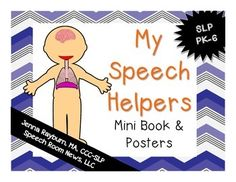 Speech helpers diagram