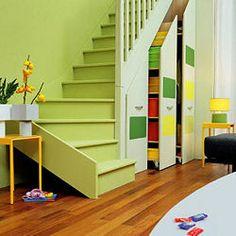 Bricolage-Aménagement intérieur-Tout ranger,pièce par p
