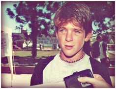 Young Juan Martin del Potro: one of my favorites : ) Best wishes to him for next season.