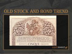 DEBITO PUBBLICO DELLO STATO ITALIANO 5% LEGGE 9 GENNAIO 1936 - #scripomarket #scripofilia #scripophily #finanza #finance #collezionismo #collectibles #arte #art #scripoart #scripoarte #borsa #stock #azioni #bonds #obbligazioni