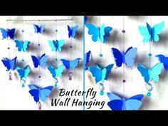 42+ Hanging butterfly room decor ideas in 2021