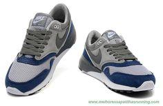 reputable site 5d0d6 815e9 comprar tenis online 652989-007 Nike Air Max 87 Deep Azul Ash