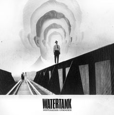 'Destination Unknown' by WATERTANK on Solar Flare Records