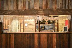Wedding reception barn, wedding décor. Rustic barn wedding and reception venue in Alabama whiteacresfarms.com