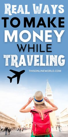 If you want to become a digital nomad and earn a living while traveling, you might be wondering where to start. Make Money Blogging, Way To Make Money, Make Money Online, Saving Money, Midlife Career Change, Creating Passive Income, Support Local Business, Wealth Creation, Quitting Your Job