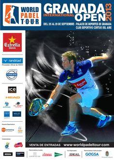 World Padel Tour Granada 2013. Listado de inscrit@s. Más información...http://padelgood.com/world-padel-tour-granada-2013-listado-de-inscritas/