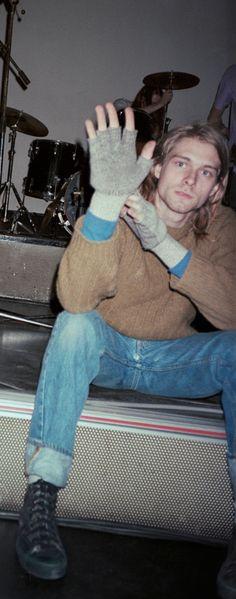 Original Grunger.