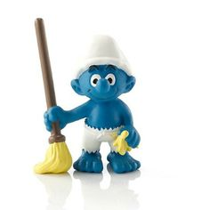 Cabin Boy Smurf #20763 -New for 2014