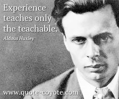 Aldous Huxley quotes - Quote Coyote