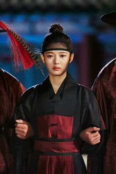 Moonlight drawn by Clouds ep 16 Kim Yoo Jung Park Bo Gum, Moonlight Drawn By Clouds, Hallyu Star, Korean Actresses, Korean Drama, Kdrama, In This Moment, Actors, Celebrities