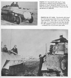 #ClippedOnIssuu desde Bellona Handbook 2 - German Army Semi-tracked Vehicles 1939-1945 - Part 3