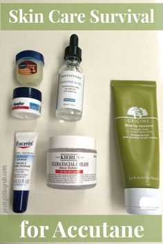 Accutane Update & Skin Survival Tips