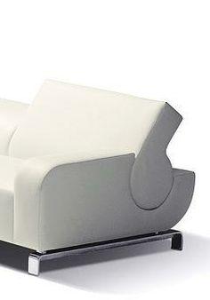 B Flat Sofa By Andreas Reichert