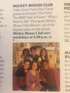 Mickey Mouse Club, Kids, Young Children, Boys, Children, Boy Babies, Child, Kids Part, Kid